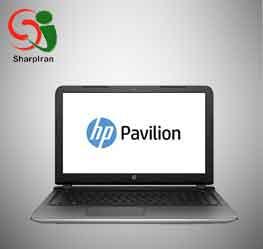 عکس لپ تاپ HP AB150 A8 8 2T SILVER SARIR