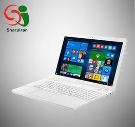 عکس لپ تاپ asus مدل K556UQ I7 8 1TB 2G (940) WHITE