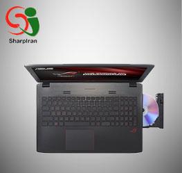 عکس لپ تاپ asus مدل GL552VW I7 16 1TB+128 4G 4K ALMAS