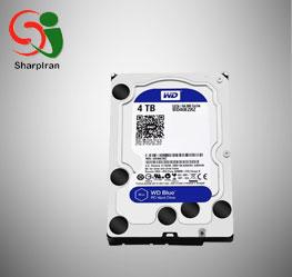 هارد دیسک وسترن مدل Dijital Blue WD40EZRZ Internal 4TB