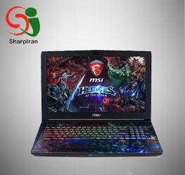 لب تاپ MSI مدل GE62 6QF APACHE PRO HOS i7 16GB 1TB+128GB SSD 3GB FULL HD