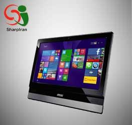 عکس کامپیوتر بدون کیس MSI مدل Adora20G-T Dual