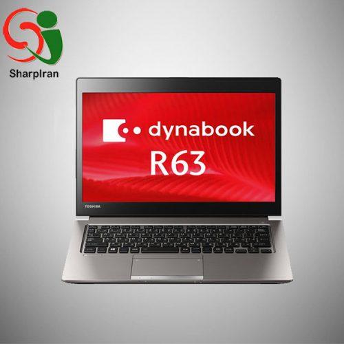 لپ تاپ استوک Toshiba dynabook R63